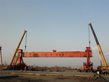 甘肃最棒的厂房吊装:兰州有口碑的厂房吊装企业